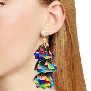 NIB Kendra Scott Lenni Earrings